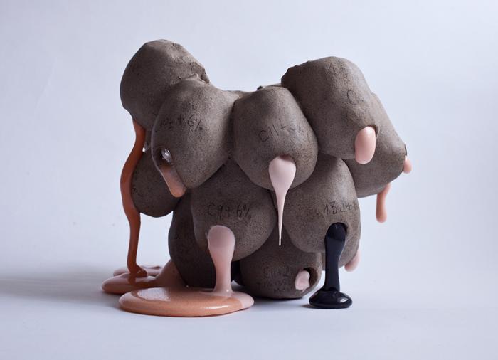 christina schou christensen, csckeramik, Contemporary craft, makers island, Homofaber guide, homofaber 2020 clay, glaze, experimental